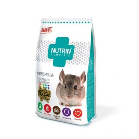 Darwins Nutrin Chinchilla 400g